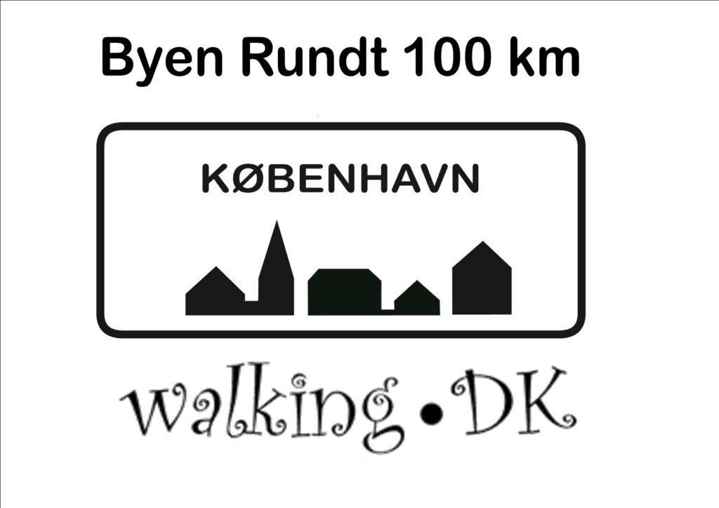 100 kilometer udfordrende vandretur på 21 timer